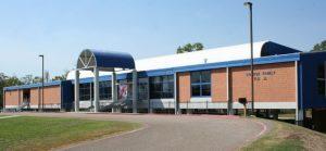 conroe ymca building