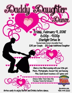 father-daughter-dance flyer 2017
