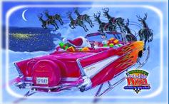 Santa is Coming! Dec. 11 & Dec. 21