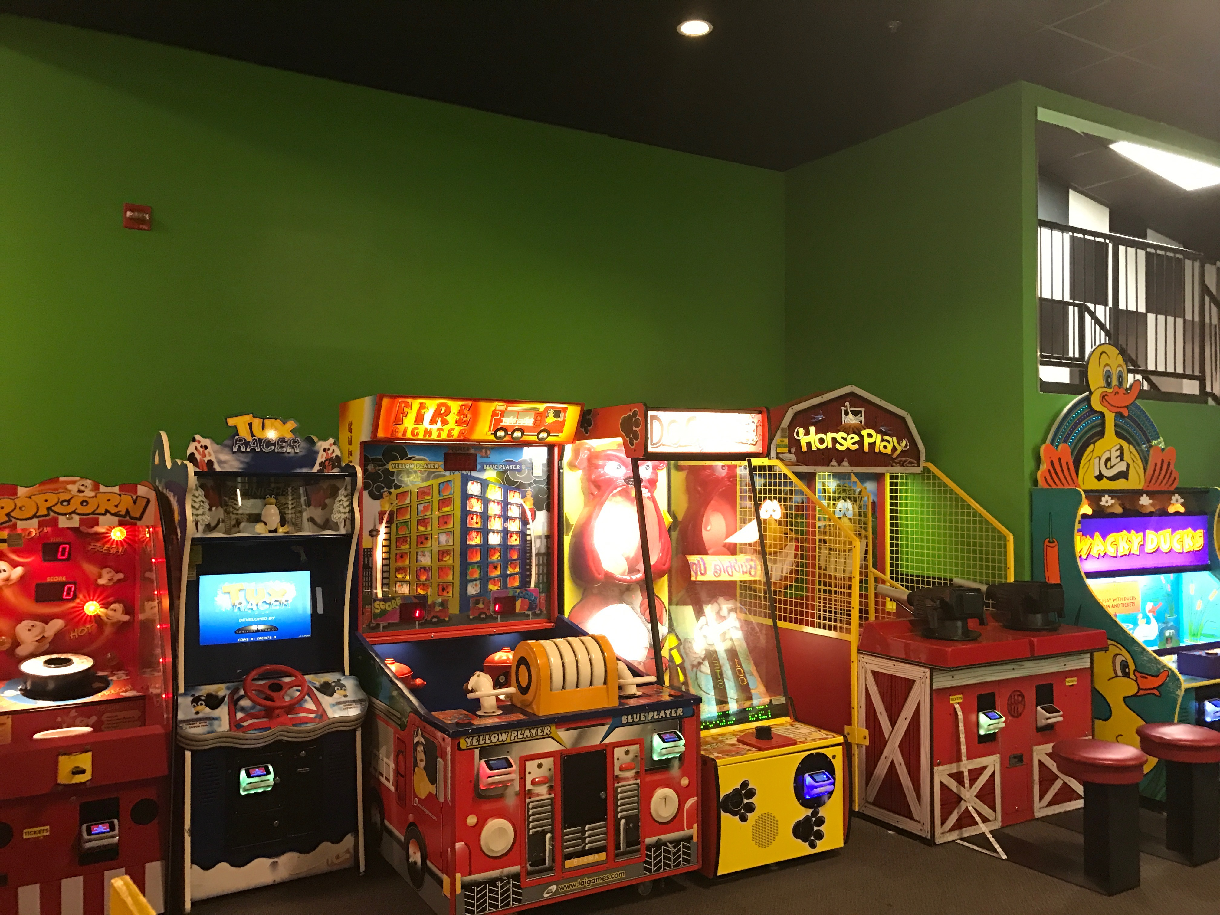 Fairgrounds Fun- New Game & New Look!!!