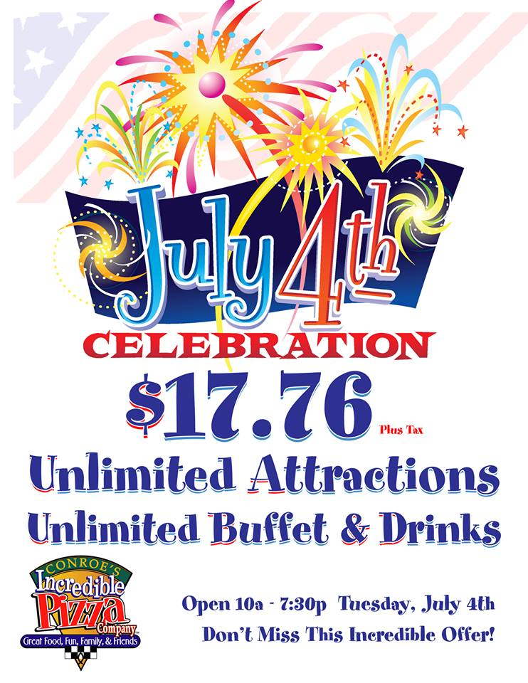 July 4th – 1776 Special!