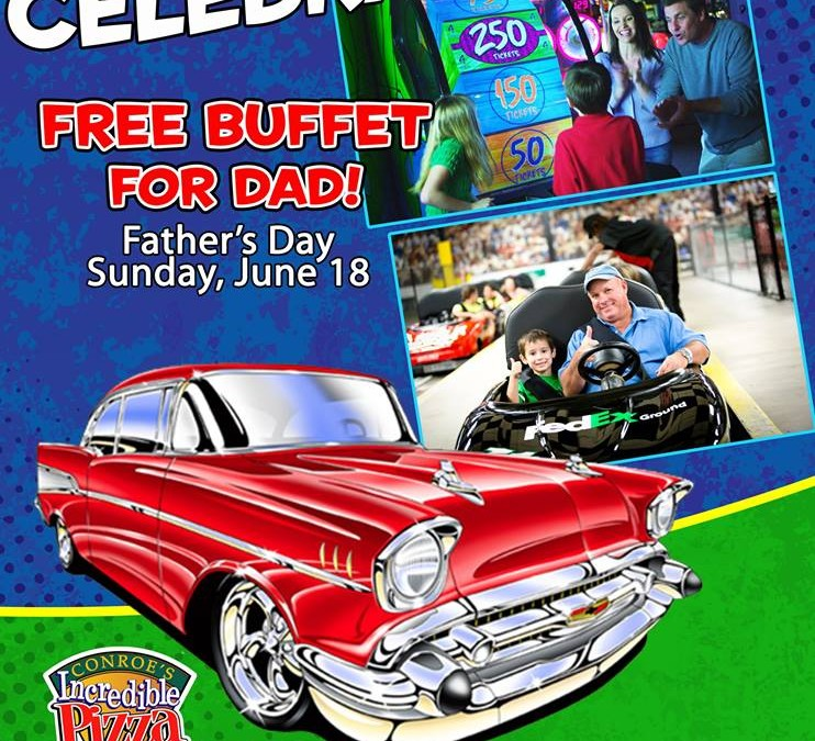 Food & Fun for Father's Day – Sun., June 18