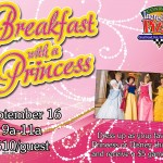Princess Breakfast 2017
