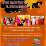 Fall Market & Munchies 2017