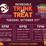 Trunk or Treat Flyer 2017