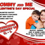 Update Val Day Mommy & Me