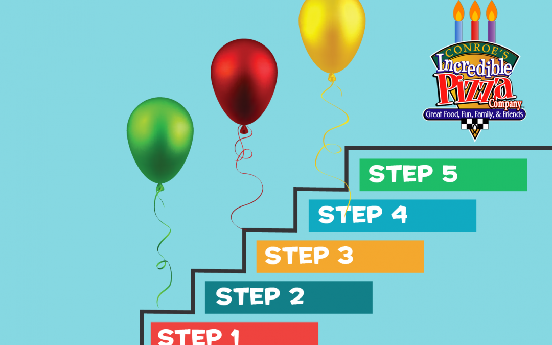 Birthday Party Planning-Step by Step