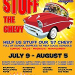 Stuff the Chevy