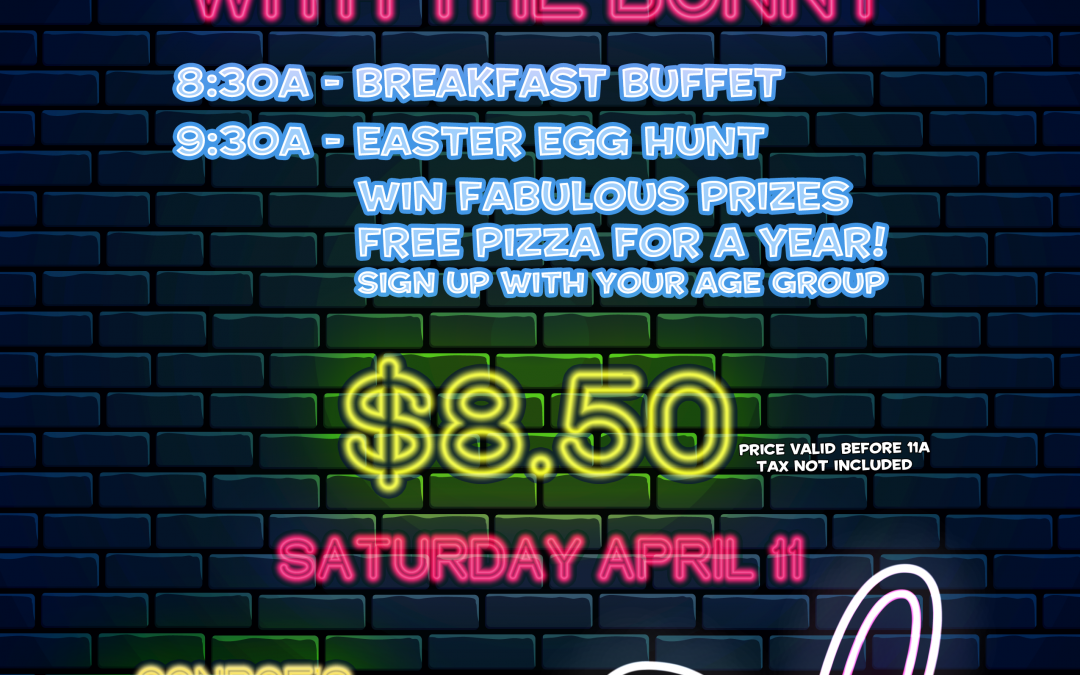 Easter Egg Hunt & Breakfast with the Bunny