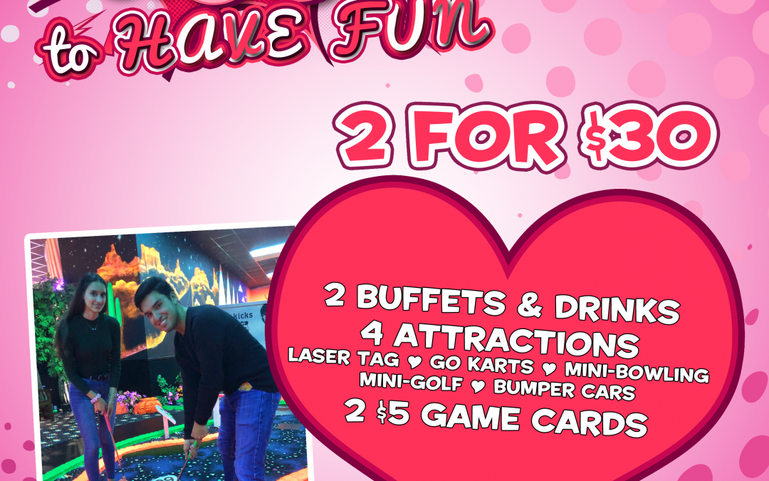 Valentine's Day Special – Love To Have Fun
